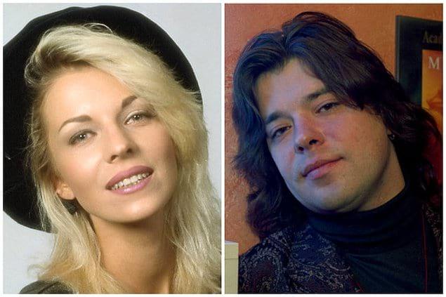 Наталья Ветлицкая и Женя Белоусов (10 дней)