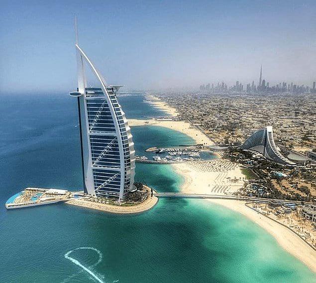 Самый роскошный отель в мире