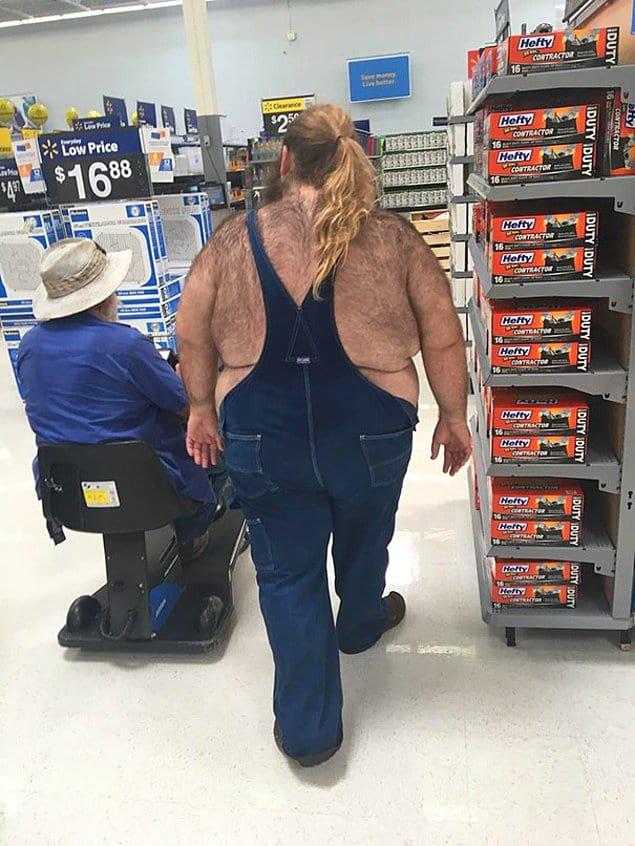 В одном из магазинчиков штата Арканзас