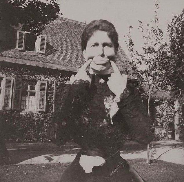 Викторианский период обычно ассоциируется с чем-то темным и мрачным.