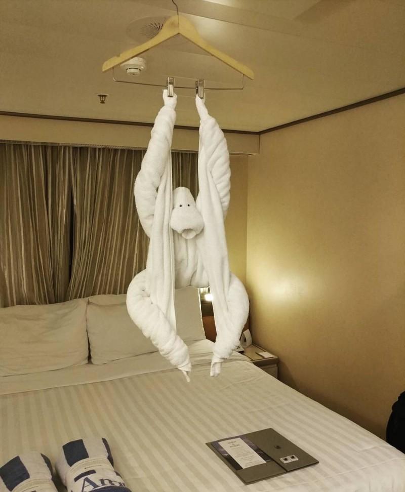 16 раз, когда горничная а в отеле действительно показала класс