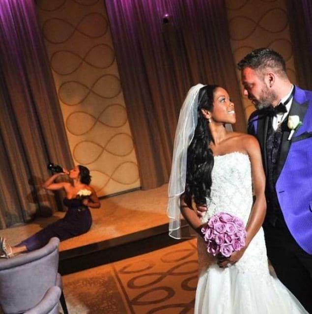 Фотографии со свадеб, на которых явно что-то пошло не так...