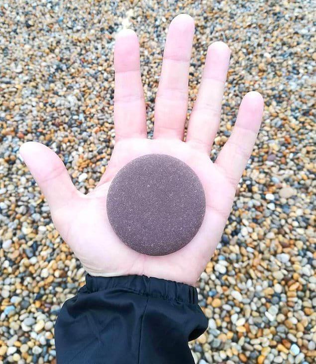 И неужели такой идеальный камень может создать матушка-природа?