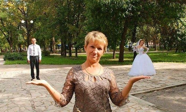 Некоторые свадебные фотографы уж очень любят оригинальность 😏