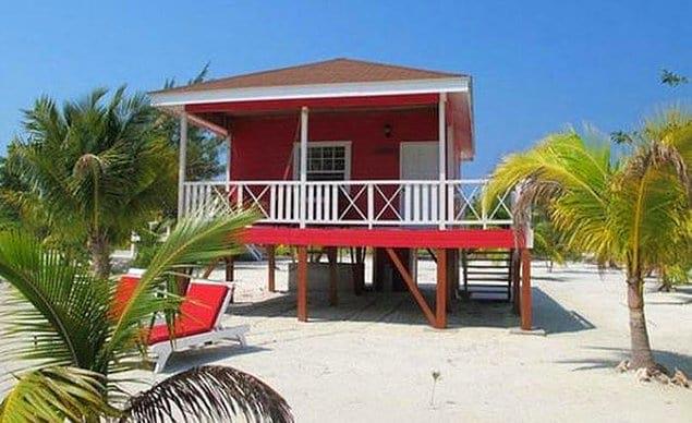 Остров Коко Плам в Белизе стал местом расположения одного из самых дорогих в мире отелей.