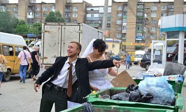 Тема мусора по ходу нынче актуальна 🤣