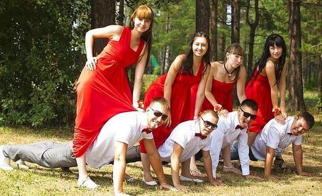 У подружек невесты всегда отдельная вечеринка 😂❤️