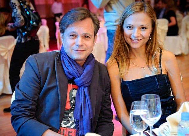 Владимир Левкин и Марина Ичетовкина