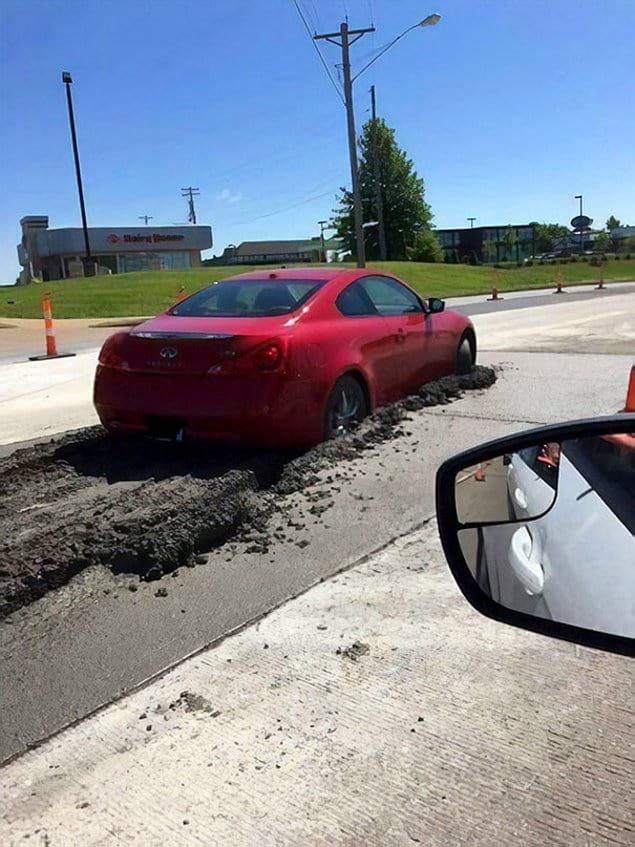 """""""Вот почему не стоит игнорировать оранжевые конусы на дороге"""""""