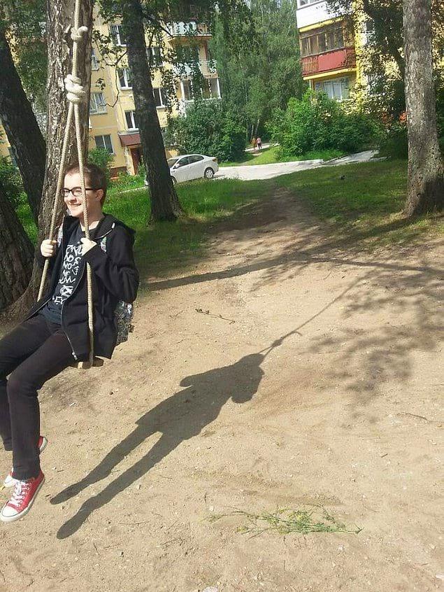 Жизнеутверждающая тень.