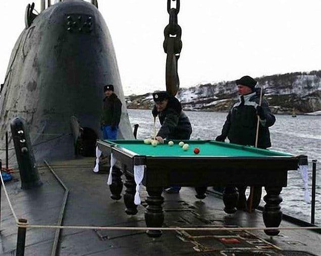 А это не та лодка с моржом?