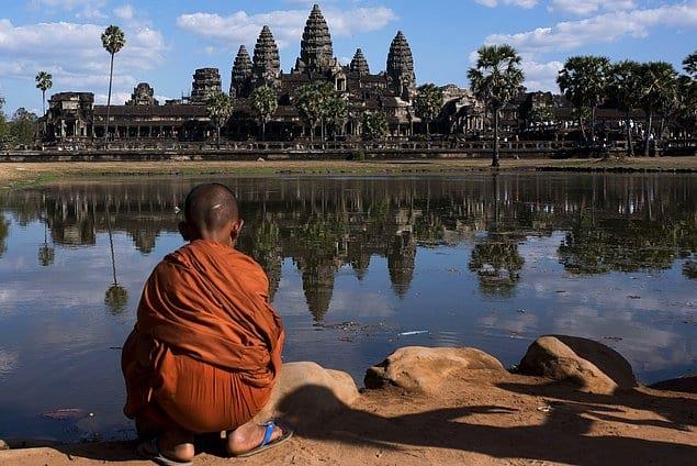 Ангкор-Ват - Камбоджа