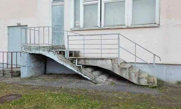 Как вам такая инженерная мысль?