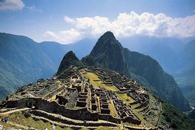 Мачу-Пичку - Перу