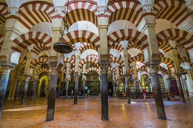 Мескита или Кордовская соборная мечеть - Испания