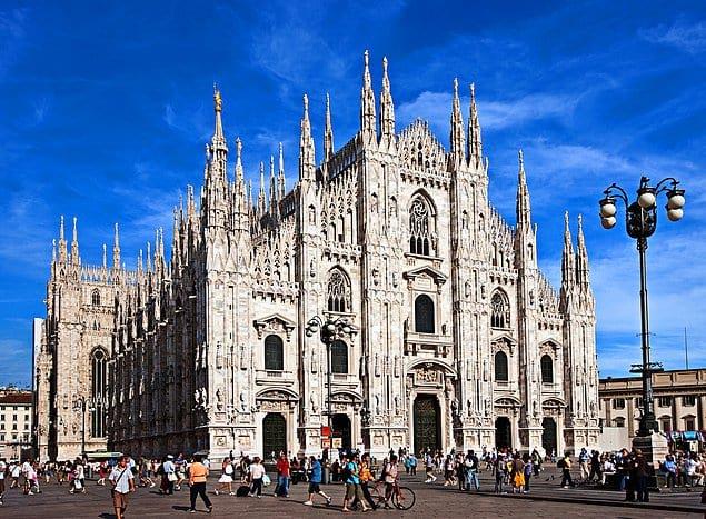 Миланский собор - Италия