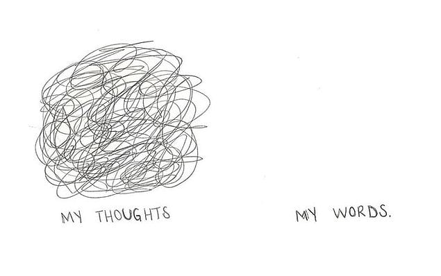 """Мои мысли"" - ""Мои слова"""