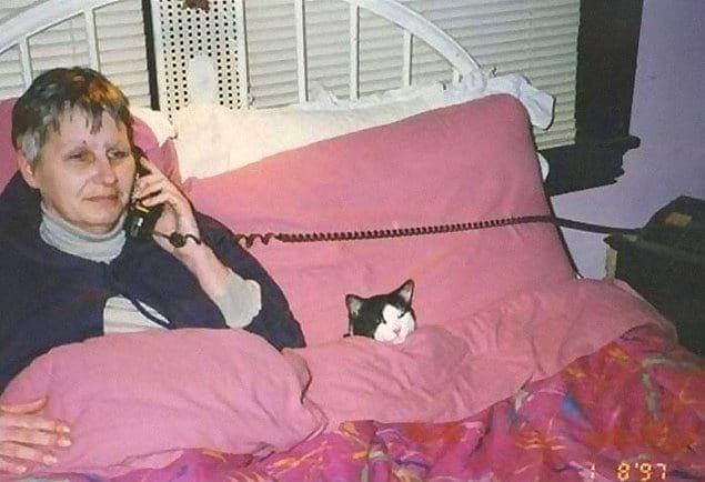 """""""Нет, сегодня вечером я не могу, я очень занята"""""""
