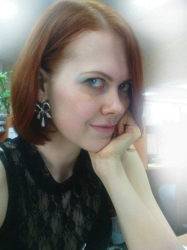 Николь Кидман в своем русском обличии.