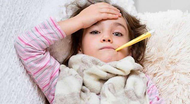 Отличие простуды от гриппа и ОРВИ
