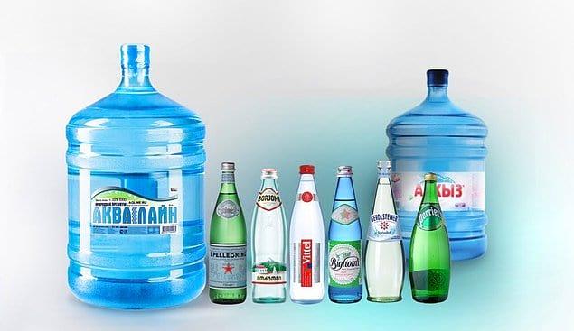 Разница между минеральной водой и артезианской