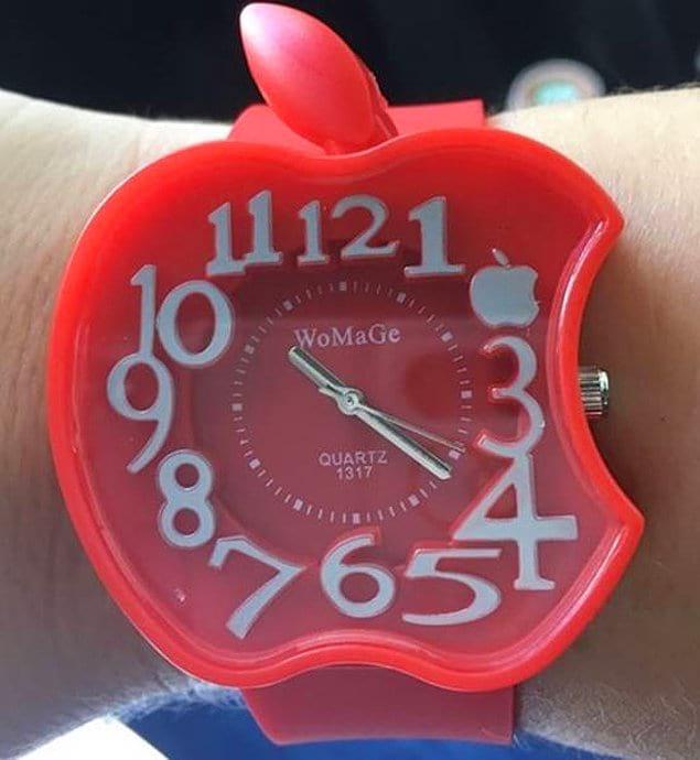 """""""Когда просишь Apple-часы, стоит быть более конкретной"""""""