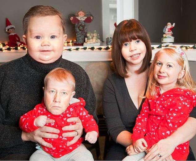 """""""Моя жена мечтала о семейной фотосессии к Новому году. Я выполнил ее желание"""""""
