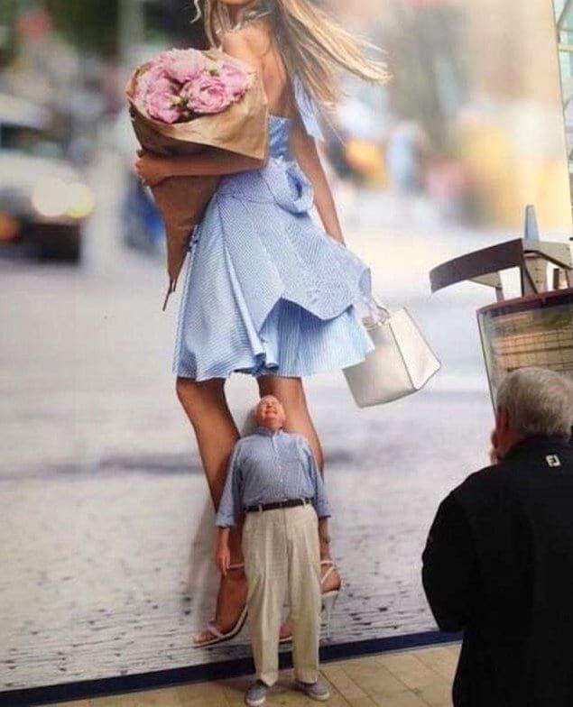 Вроде дедушка, а вроде и подросток 😁