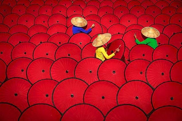"""Цвета"" - Зарни Мио Вин (Мьянма)"