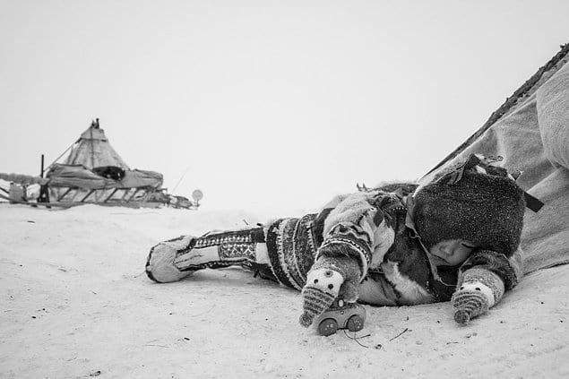 «Ледяная игра» - Марко Марконе (Италия)