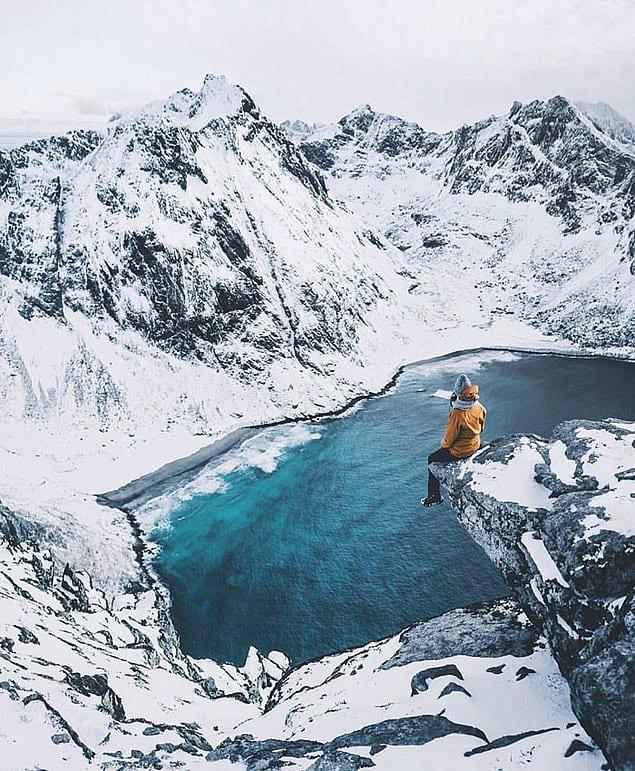 Мадс Нордсвин не в первый раз встречает редких животных в их естественной среде обитания. Ранее фотографу удалось запечатлеть рысь и волка, обоих также в северной Норвегии.