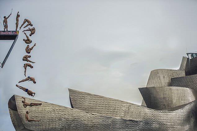 """Михал Навратил в Бильбао""- Педро Луис Аюриагерра Саис (Испания)"