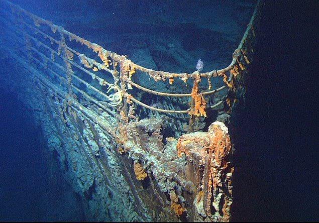 Организация под названием OceanGate откроет обломки Титаника для посещения туристами за 84 000 фунтов стерлингов.