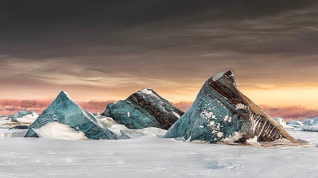 «Остаться в морском льду» - Марко Гайотти (Италия)