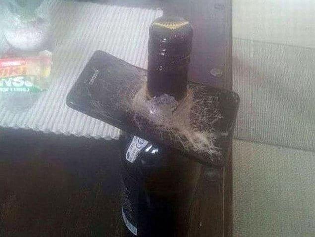 Пьянка удалась