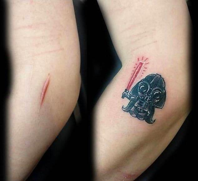 Самая милая татуировка, которую я только видела