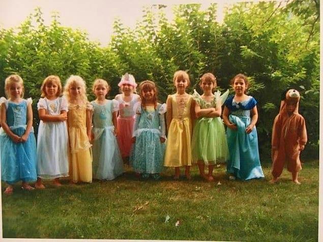 """""""Сестренку пригласили на вечеринку в стиле принцесс, но она захотела быть щенком"""""""