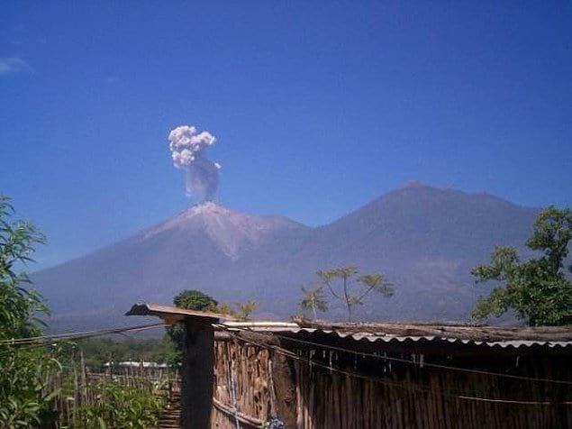 «Спокойно шел себе домой (живу в Гватемале), и вдруг случилось вот это»