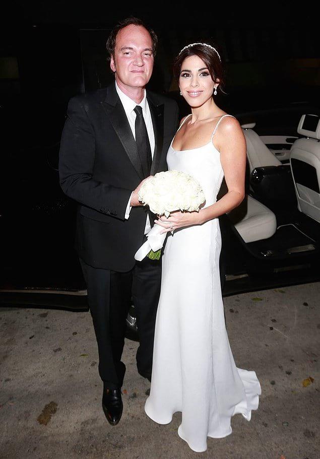 Свадьба была сделана по еврейским традициям по просьбе израильской невесты.