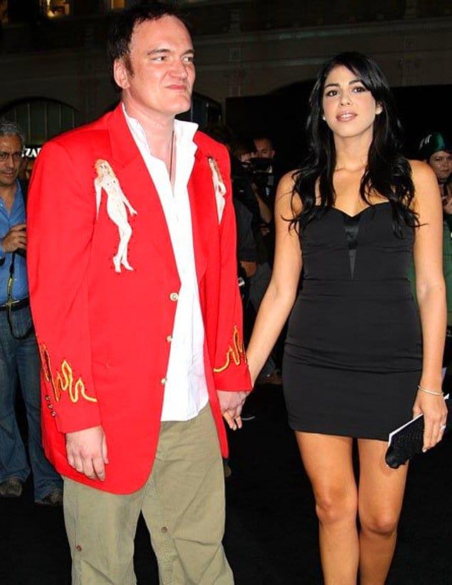 В 2009 году Квентин Тарантино повстречал певицу и модель Даниэллу Пик в Израиле, куда он отправился на презентацию своего фильма «Бесславные ублюдки».