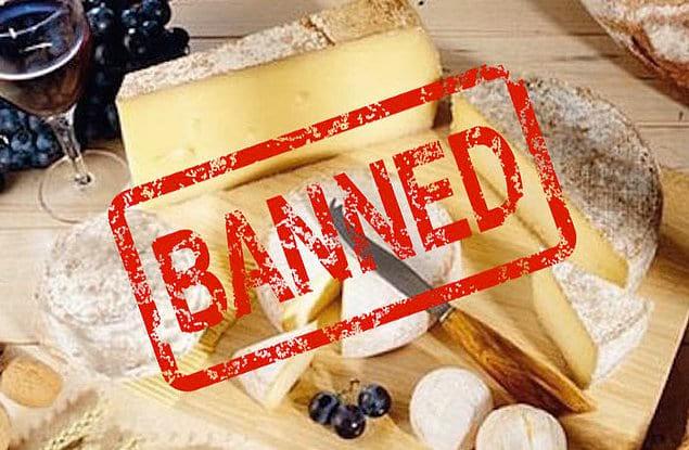 В Китае существует стигма, связанная с употреблением в пищу сыра