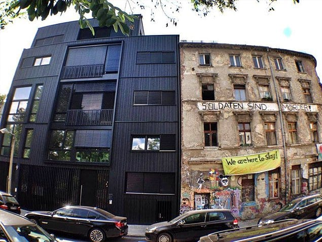 Берлин и Берлин.