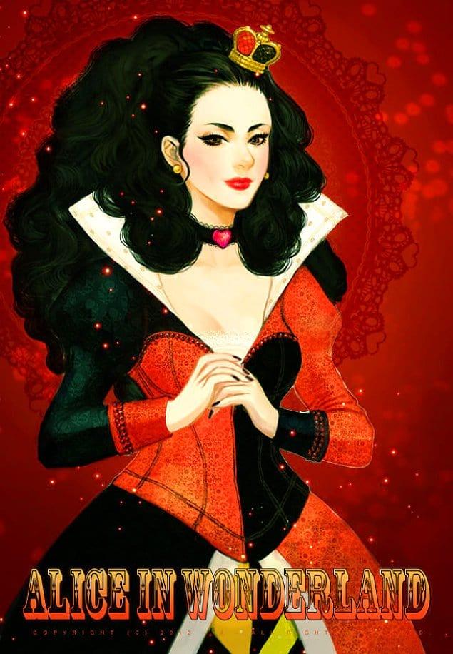 Червонная Королева