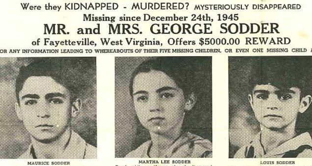 Исчезновение детей Соддеров