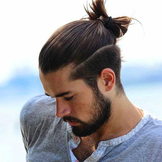 Мужчины с длинными волосами - интеллектуалы.