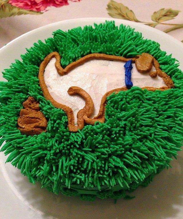 «Попросил сестру удивить меня тортом на мой день рождения. Что ж, ей это удалось»