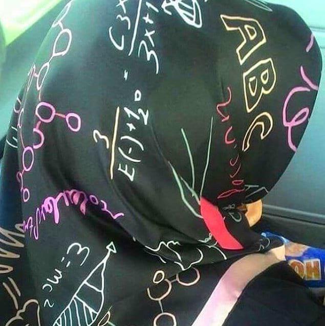 Современные хиджабы, они такие: