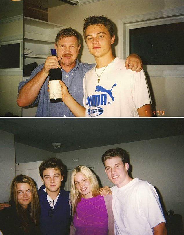 """""""Нашлись фото Лео с моей семьей (он встречался с моей тетей)""""."""
