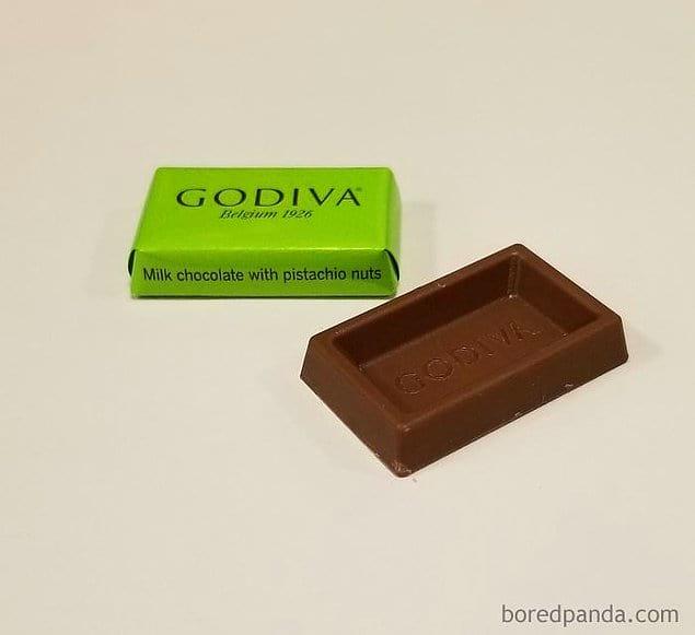 Шоколадки не хотите?