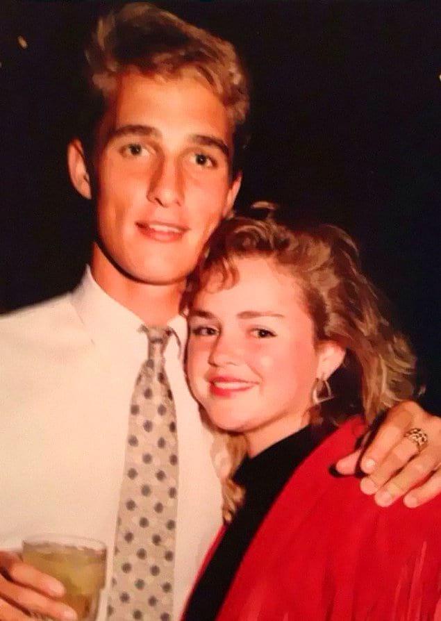 """""""В колледже моя кузина была вместе с Мэттью МакКонахи»."""